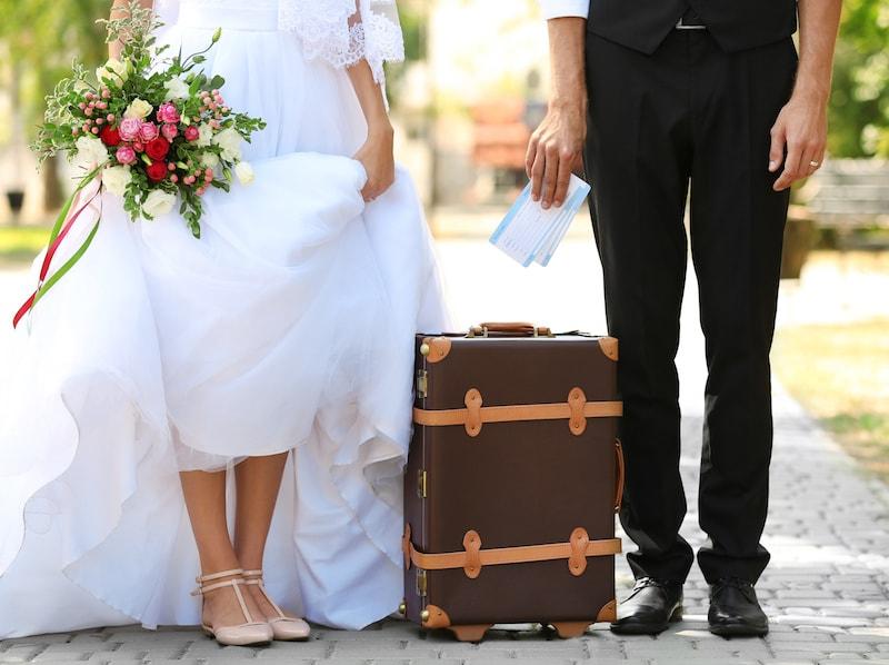 Où sont les meilleures destinations en couples pour un voyage de noces?