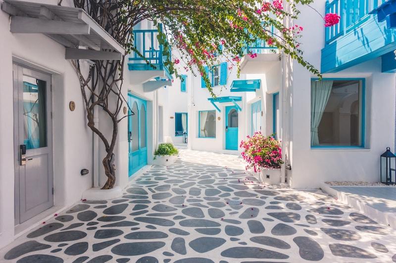 Un voyage Grèce pour les petits budgets