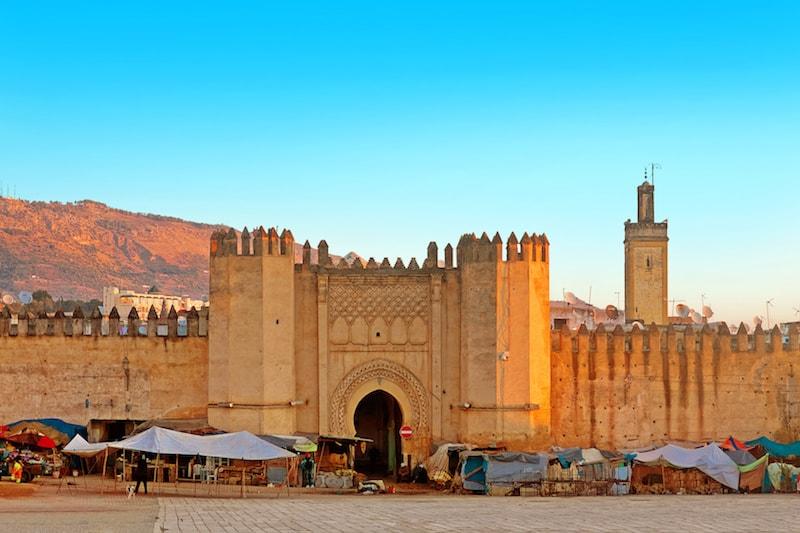 Voyage Maroc pour mon mariage