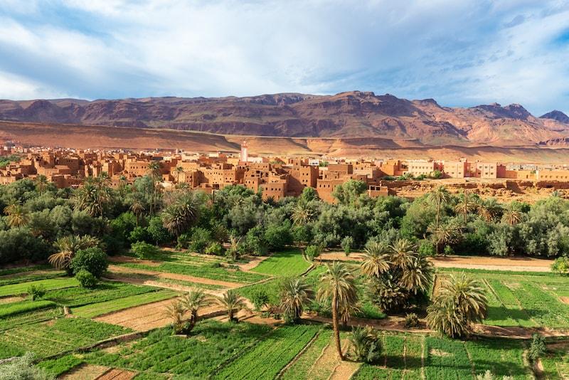Vol Marrakech : comment partir au Maroc?