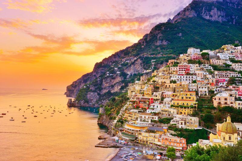 Un hôtel en Italie pour les amoureux
