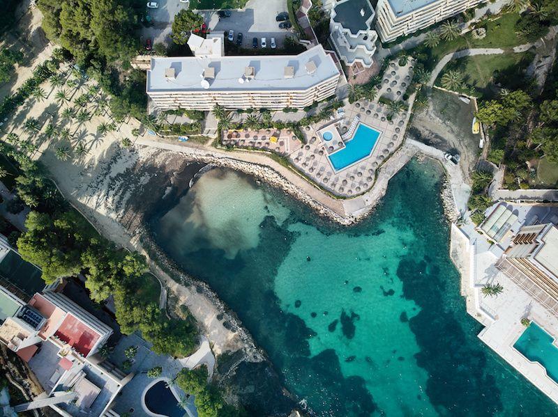 Un hôtel Majorque pour un voyage de noces
